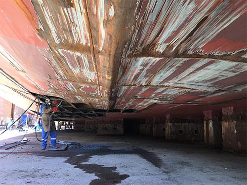 ship repair mdp marine consultancy
